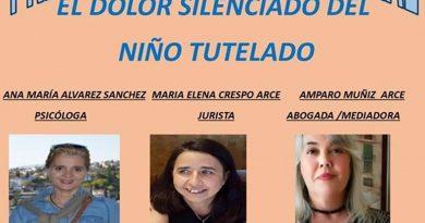 Conversamos con Inés Muñoz, presidenta Asociación 'Infancias Robadas'