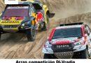 Arras competición DLVradio, Especial Dakar 15 enero