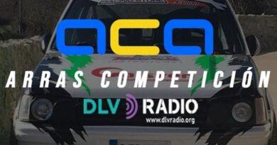 Arras competición en DLV RADIO, 60