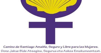 Camino de Santiago amable, seguro y libre para las mujeres