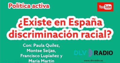 ¿Existe en España discriminación racial?