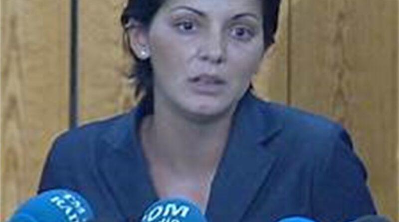 Conversamos con Rocío Mielgo del caso Nevenka