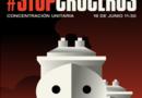 Movilizaciones en seis ciudades costeras de España contra los megacruceros
