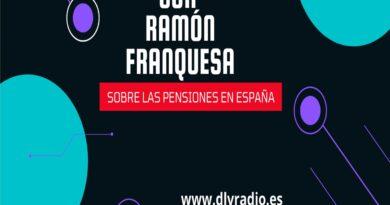 Conversamos con Ramón Franquesa, sobre las pensiones en España